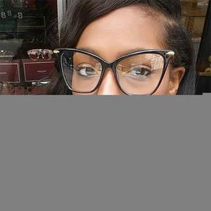All'ingrosso-HUITUO nuovo modo del gatto occhiali da sole commercio estero occhiali falsi