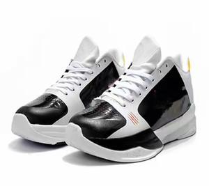 Protro Bruce Lee Black Mamba Mentalidade 5 sapatos Big Stage basquete para venda Com Box 2020 sapatos novos homens do esporte atacado US7-US12