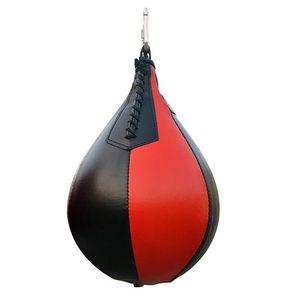 Fight Boxing Pear Perçons Sac à perforations Gym boxe Boîte de poinçonnage Vitesse Ballon Box Accessoires