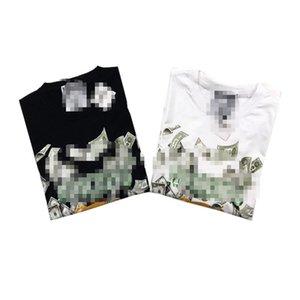 20ss Marken-Sommer-Designer-T-Shirts Frauen Männer T-Shirt Mode Short Sleeve Luxus Bär Stereoscopic T-Shirt Top Quility Größe M-XXL 2052002H