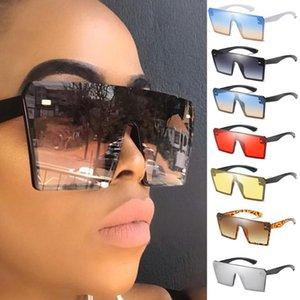 New Fashion Retro Super Round Circle Glasses Cat Eye Women's Sunglasses Full Frame Glasses Driver Goggles