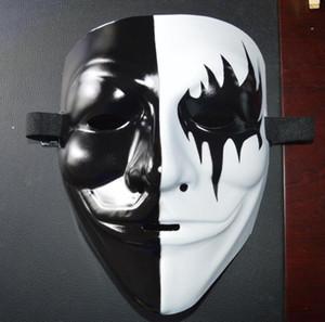 Vendetta Maske Cadılar Bayramı Partisi Hayalet Dans Maskeler Cadılar Bayramı Anonim Terör Maskeler Fancy Cosplay Tam Yüz V Maskesi GGA2751