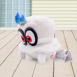 8 дюймов Маро белые плюшевые фаршированные игрушки Mario Plush игрушки лучшие подарочные куклы LOL бесплатная доставка