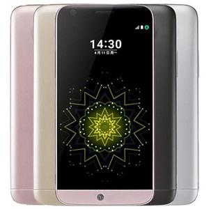 Recuperado Original LG G5 H860N H850 H820 5,3 polegadas Quad Core 4GB RAM 32GB ROM 16MP LTE 4G Desbloqueado Smart Mobile Celular 10pcs grátis DHL
