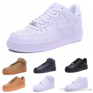 nike air force 1 Flyknit Utility do transporte mulheres flyline Esportes Skateboarding sapatos tamanho High Low Cut Branco Preto Outdoor Trainers sapatilha 36-45