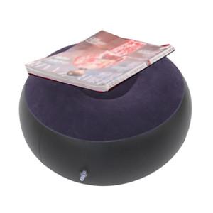 Petit appartement inclinable maison simple canapé-net section rouge salon chaise paresseux gonflable tatami location chambre que tabouret gonflable
