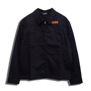2020 Mens Denim Jacket men Orange Casual Jackets Men High Quality Skinny Slim Fragment Fashion Denim Jacket Winter Coats S-XL