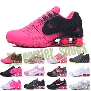 Nike Air Max Shox 809 marché offrent NZ R4 809 femmes chaussures de course chaussures de sport de basket-ball de la marque de jogging sport formateurs meilleure vente solderie