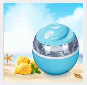 Портативный Автоматическая машина мороженого 600мл Бытовая быстрого Йогурт Льдогенератор Малый мини Ice Cream Machine 2019 New