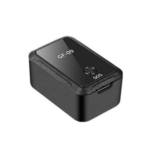 New Gf-09 Mini Gps Tracker App Control Theft Protection Locator Magnetic Voice Recorder for Vehicle   Car   Person Location