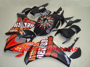 H187 Matte ABS Verkleidungssatz für 2008 2009 2010 2011 Honda CBR1000RR CBR 1000 RR CBR1000 08 09 10 11