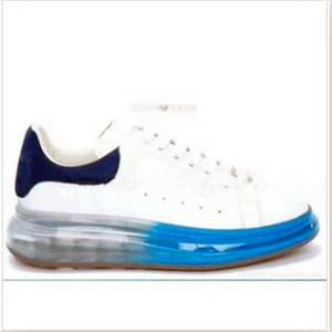 019 Red Bottoms delle scarpe da tennis per gli uomini casuale delle donne di lusso del Mens esterna di cristallo di colore rosso blu di fondo XG07 progettista