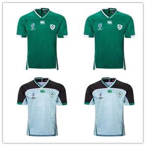 최고 품질 월드컵 아일랜드 럭비 유니폼 아일랜드어 IRFU NRL 뮌스터 도시 럭비 리그의 Leinster 대체 저지 19 개 20 얼 스터 아일랜드 셔츠