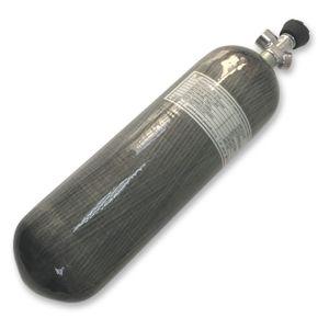 Vente chaude PCP Réservoir D'air 6.8L 300 Bar Cylindre En Fiber De Carbone Plongée CE Cylindre À Gaz Haute Pression Acecare 2018