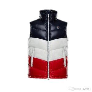 Aşağı Yelek Erkek Ceket Ördek Kith X Erkek Ceket Moda Yüksek Kalite İnce ve Hafif Tasarımcı yelek kadın gilet Isınma