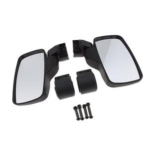 UTV Yan Aynalar İçin Roll Bar Kafes Evrensel UTV Yandan Görünüm Aynalar 1.75 İnç