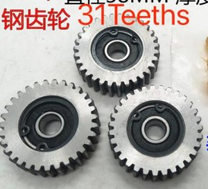 3Pieces Lot Gear Diameter:38mm 31Teeth Thickness:11.5mm Electric Vehicle Steel Gear