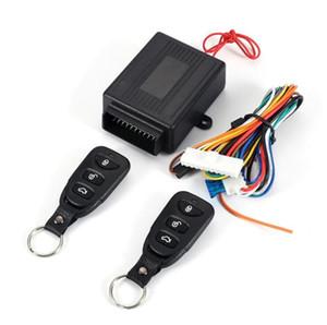 Universal Car Auto Remote Central Kit Door Lock Locking Vehicle Sistema di apertura senza chiave con telecomandi Sistema di allarme per auto