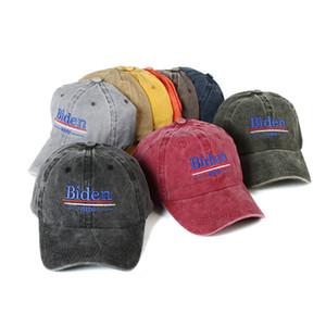 Biden, 2020 Şapka Nakış Spor Baseball Cap ABD Başkanı Seçim Güneş kremi Joe Biden 2020 Seçim Şapka Parti Şapkası RRA3282 Caps