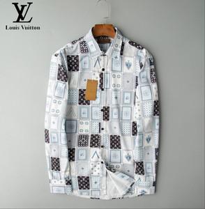 AKM 2020 été des hommes 3D serpent tigre imprimé floral couleur mélange luxe Chemises Harajuku T-shirts Enfants Méduse Hommes-XXXL 21 $