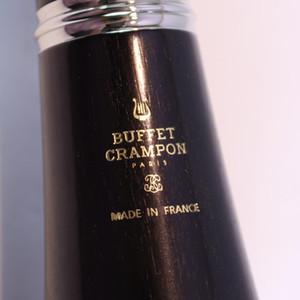 Buffet BC1216L-5-0 Tradição Um Instruments Tune clarinete alta qualidade da madeira da baquelite material 17 Chaves Musical clarinete com caso Bocal