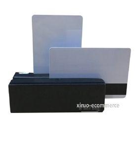 4in1 2in1 Carte multifonction bande de cartes magnétiques Lecteur MSR Lecteur pour Lo Salut Co Piste 1, 2 3 Contrôle d'accès Lecteur
