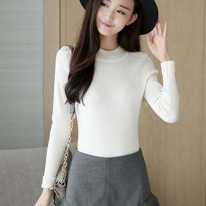 OHCLOTHING 6565 - Новый женский свитер свитер тонкая рубашка 28