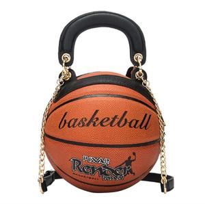 Las mujeres de hombro del bolso de 2019 nuevo diseño Fútbol Baloncesto mujeres monederos bolsos de la bolsa de mensajero