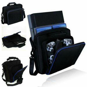 Мода путешествия сумка для переноски хранения путешествия защитный чехол сумка Сумка для PlayStation 4 PS4 консоли аксессуары