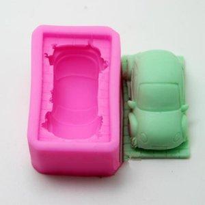 Stereo Forme de camion de voiture 3D silicone savon bricolage moule main bougie moule Artisanat Art Savon chocolat Fabrication de moules en gros Autres outils à main