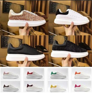 kanye Konfor Oldukça klasik Promosyon Moda Günlük Ayakkabılar Flats Moda Kalın Kösele Yürüyüş platformu Günlük Elbise Parti Sneakers