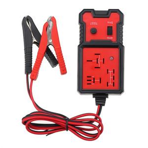 유니버설 12V 릴레이 테스터 전자 테스트 도구에 대한 자동차 자동차 배터리 검사기 4 PIN 5 PIN 진단 도구