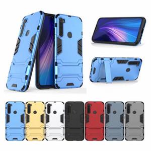 Para la cubierta del caso de TPU caliente etiqueta de plástico delgado Xiaomi redmi Nota 8 del caso del soporte de lujo para Xiaomi redmi Nota 8