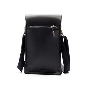 Designer- Toptan Marka adı kaliteli erkek çanta tek omuz çantası çanta iş adamları haberci çantası