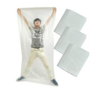 Nouvelle feuille de plastique pour Enveloppement 120 * 220cm / pour une utilisation avec la peau couverture sauna garder loin de directement avec la couverture de sauna