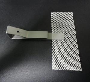 Üretici tedarik süper alkali su ekipmanları için MMO kaplı titanyum anot plakası Üretim Gr5 Titanyum Levha Titanyum Plaka