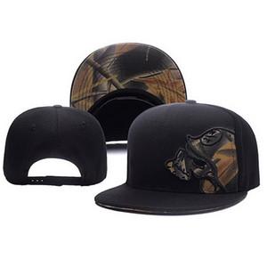 Fashion-2019 New Fashion Adjustable Baseball Hat Hip Hop Snapback Cap For Men Women caps Skull touca hat Dad Truck Driver Hat Summer gorrs