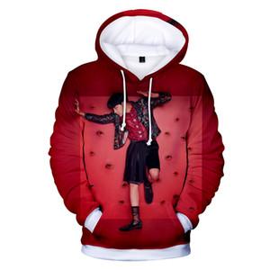 BTS Love Yourself Réponse 3D Hoodies Hip Hop Femmes Kpop Mode Vente Chaude Garçons Femmes Fans Sweat-Shirts