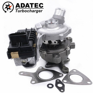Venta caliente Turbo GTB1749VK 778400-5005S 778400 Turbina AX2Q6K682CB AX2Q6K682CA turbocompresor para Jaguar XF 3.0 D 275 HP V6 León