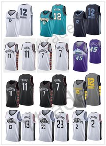 Ja 12 Morant Zion 1 Williamson Universidade Jersey Donovan 45 Mitchell RJ 9 Barrett NCAA Basketball Jerseys