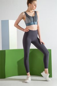 Women'S Plunging V-Neck Black Cotton Yoga Pant Leggings Clear Straps Backless Shaping Control Corset Shapeware