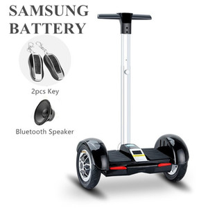 HotSale-Hoverboard 10 дюймов 2 колеса Домашних электрических Постоянный Scooter Моноцикл Электрический скейтборд