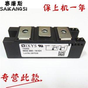 Тиристорный модуль MCC200-14IO1 SCR 200A-1400V Imported Пятно Заводские