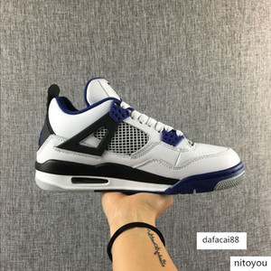 Retro Outdoor 4s Men Basketball Shoes Big Size Uptempo High Quality Zoom Air Cushion Sport Training Ball Sneakers