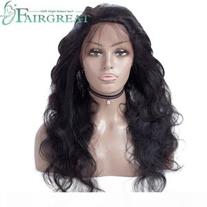 Brazilian 360Lace Front Human Hair Wigs For Women Brazilian Straight Wig With Baby Hair Natural Hairline 360 lace frontal wig
