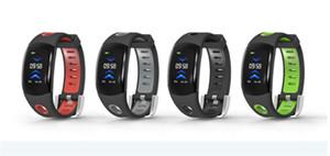 Melhor qualidade DM11 Pulseira Inteligente IP68 À Prova D 'Água Pulseira Monitor de Freqüência Cardíaca Pedômetro Relógio Inteligente Cor 3D Tela de Toque UI Dinâmico