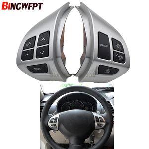 Bluetooth Phone Cruise Control commutateur de volant Pièces de rechange auto boutons de volant pour Mitsubishi Outlander 2007-2012