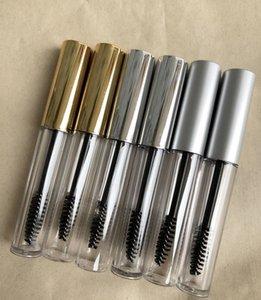 10ML 3.5ML Empty Mascara Tube Bottle Vial Transparent Eye Makeup Eyelash Cream Funnel Dispenser Container