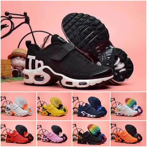 Top 2020 TN Kids Running Shoes boy kid athletic best sports running shoes for men boots Boys girls walking gym jogging shoes online stores