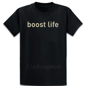 Oxford Tan Boost Life Short Sleeve T Shirt Anti-Wrinkle Pictures Summer Casual O Neck Vintage Designs Short Sleeve Shirt